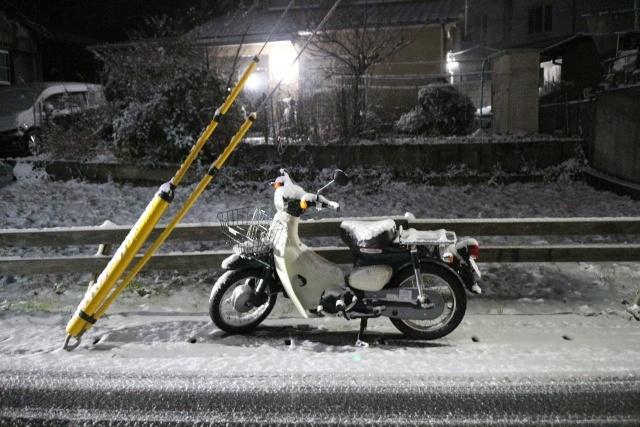 アイドリング 止まる バイク